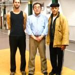 Ikzelf, mijn eigen leraar en Sun Laoshi. Keeping Xingyi alive!!!