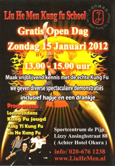 opendag Liu He Men Amsterdam