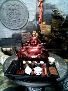 Buddha offer